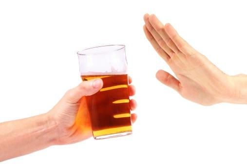 L'abstinence à l'alcool après une cure de désintoxication