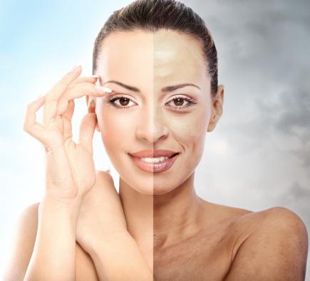 Quels sont les facteurs du vieillissement cutané ?